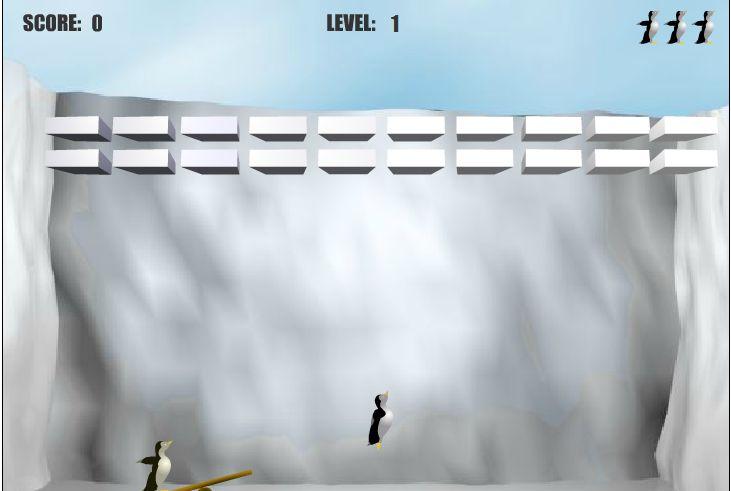 Spank le jeu de pingouin